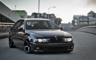 Bmw E39 Wallpaper for Android, iPhone and iPad