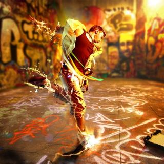 Street Dance - Obrázkek zdarma pro iPad