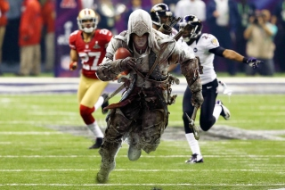 Assassins Creed 4 Super Bowl - Obrázkek zdarma pro Widescreen Desktop PC 1280x800