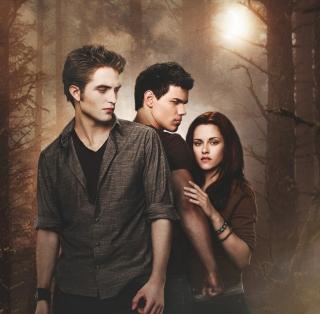 Twilight Saga - Obrázkek zdarma pro iPad 2