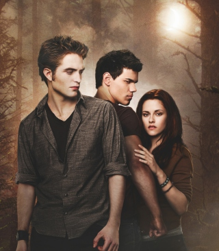 Twilight Saga - Obrázkek zdarma pro iPhone 6 Plus