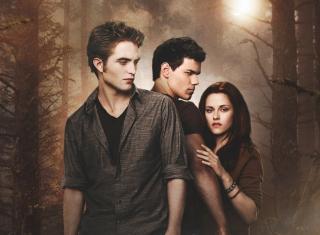 Twilight Saga - Obrázkek zdarma pro 1366x768