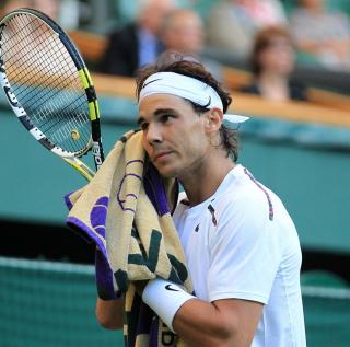 Rafael Nadal - Obrázkek zdarma pro 208x208