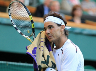 Rafael Nadal - Obrázkek zdarma pro Samsung Galaxy Tab S 8.4