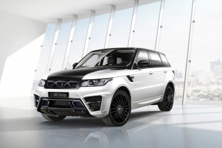 TOP Range Rover Sport Tuning - Obrázkek zdarma pro Android 640x480