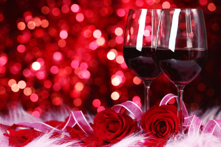 Romantic Ipad Wallpaper: Romantic Way To Celebrate Valentines Day Wallpaper For