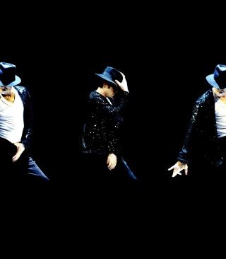 Michael Jackson - Obrázkek zdarma pro Nokia X3-02