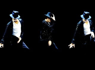 Michael Jackson - Obrázkek zdarma pro Samsung Galaxy Tab 3 8.0