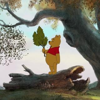 Disney Winnie The Pooh - Obrázkek zdarma pro iPad mini 2