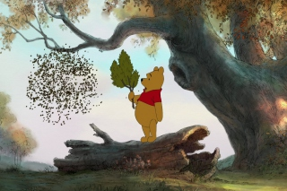 Disney Winnie The Pooh - Obrázkek zdarma pro Widescreen Desktop PC 1920x1080 Full HD