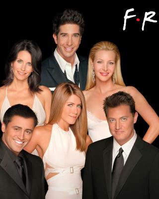 Friends Tv Show - Obrázkek zdarma pro 750x1334