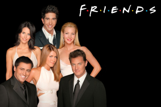 Friends Tv Show Background for Android, iPhone and iPad