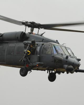 Helicopter Sikorsky HH 60 Pave Hawk - Obrázkek zdarma pro Nokia C2-05