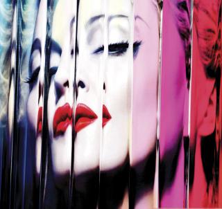 Madonna Mdna - Obrázkek zdarma pro iPad mini