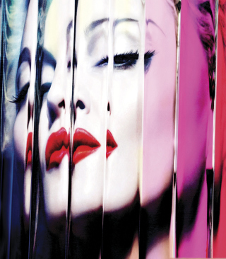 Madonna Mdna - Obrázkek zdarma pro Nokia C3-01 Gold Edition