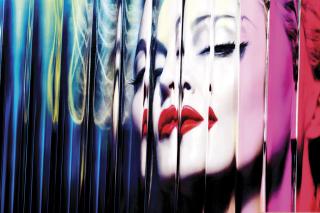 Madonna Mdna - Obrázkek zdarma pro Nokia Asha 210