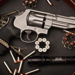 Smith & Wesson Revolver - Obrázkek zdarma pro 2048x2048