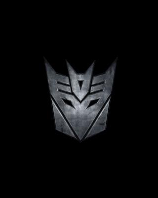 Transformers Logo - Obrázkek zdarma pro iPhone 5