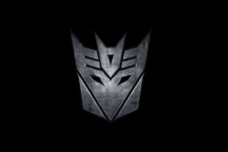 Transformers Logo - Obrázkek zdarma pro Samsung Galaxy Tab S 8.4