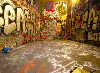Street Graffiti - Obrázkek zdarma pro Google Nexus 7