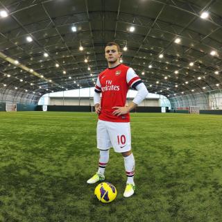 Jack Wilshere Arsenal - Obrázkek zdarma pro 2048x2048