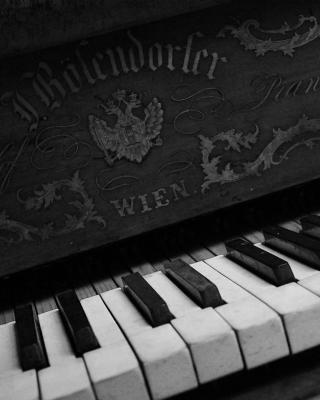 Vienna Piano - Obrázkek zdarma pro Nokia X7