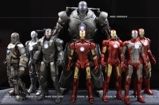 Iron Man Wallpaper for Android, iPhone and iPad