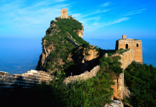 Free China Great Wall Picture for Android, iPhone and iPad
