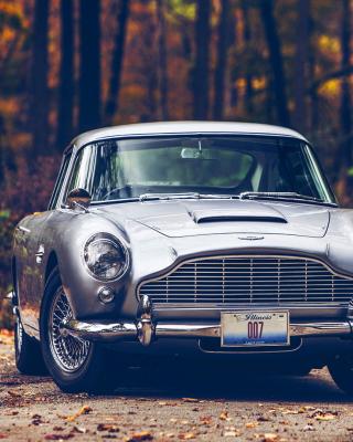 Aston Martin DB5 - Obrázkek zdarma pro iPhone 5C