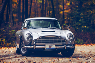 Aston Martin DB5 Wallpaper for Android, iPhone and iPad