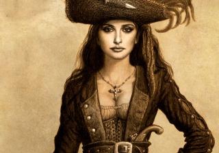 Angelica - Obrázkek zdarma pro HTC Wildfire