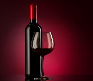 Nice Bottle Of Red - Obrázkek zdarma pro 1024x1024