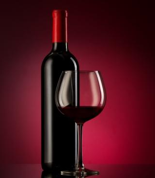 Nice Bottle Of Red - Obrázkek zdarma pro 128x160