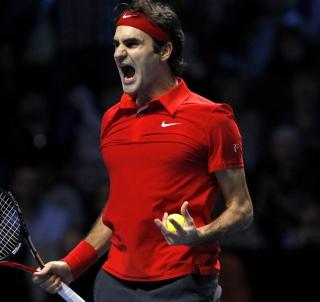 Federer Roger - Obrázkek zdarma pro iPad
