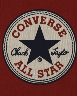 Converse All Star - Obrázkek zdarma pro 240x320