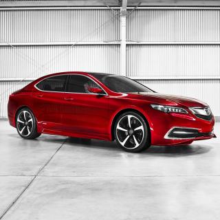 Acura TLX 2016 - Obrázkek zdarma pro 1024x1024