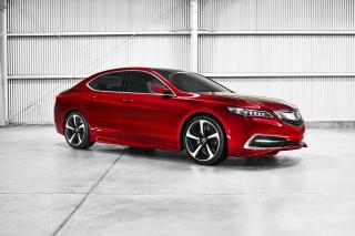 Acura TLX 2016 - Obrázkek zdarma pro 2880x1920