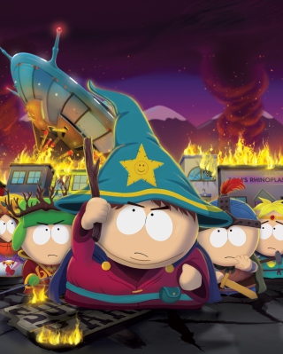 South Park The Stick Of Truth - Obrázkek zdarma pro Nokia Asha 306