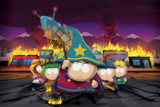 South Park The Stick Of Truth - Obrázkek zdarma pro 800x480