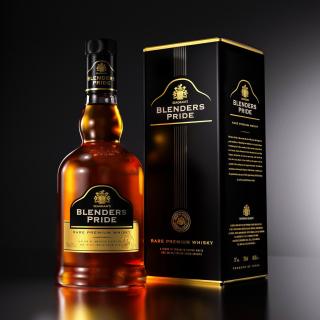 Blenders Pride Whisky - Obrázkek zdarma pro iPad 3