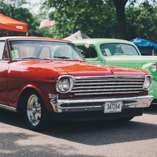 Chevrolet Chevy - Obrázkek zdarma pro 320x320