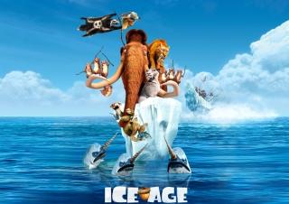 Ice Age Continental Drift - Obrázkek zdarma pro Desktop Netbook 1366x768 HD