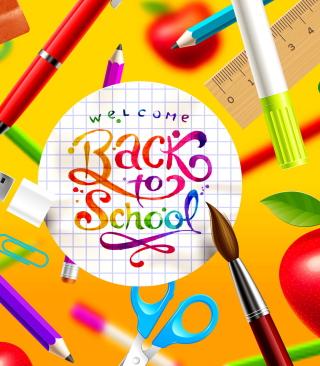 Back to School - Obrázkek zdarma pro Nokia Asha 310