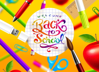 Back to School - Obrázkek zdarma pro Samsung P1000 Galaxy Tab