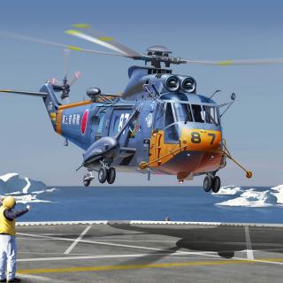 Sikorsky Helicopter - Obrázkek zdarma pro iPad mini