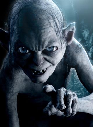 The Hobbit An Unexpected Journey - Gollum - Fondos de pantalla gratis para Huawei G7300