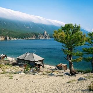 Lake Baikal - Obrázkek zdarma pro iPad