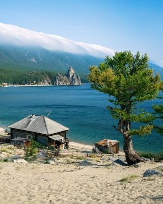 Lake Baikal - Obrázkek zdarma pro Nokia Asha 202