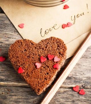 Love Fortune Cookie - Obrázkek zdarma pro 352x416