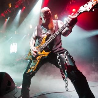 Slayer American thrash metal band - Obrázkek zdarma pro 208x208